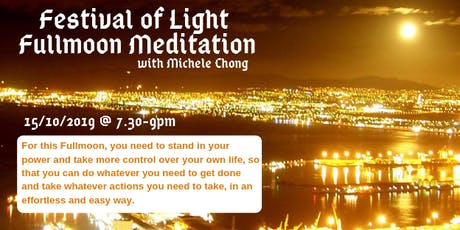 Festival of Light Full Moon Meditation tickets