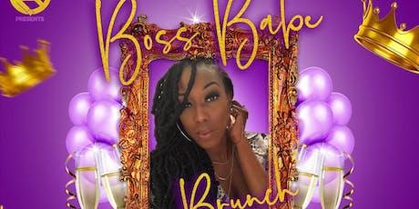 Boss Babe Brunch tickets