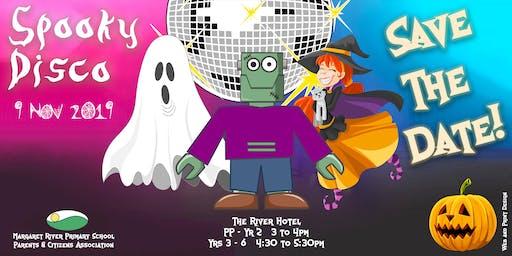 MRPS P&C Spooky School Disco Year 3-Year 6