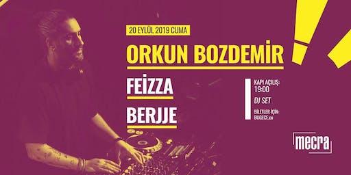 ORKUN BOZDEMİR [DJ Set]