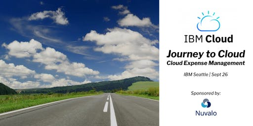 IBM Journey to Cloud Lunch + Learn