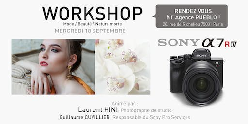WORKSHOP SONY #COMING #SOON