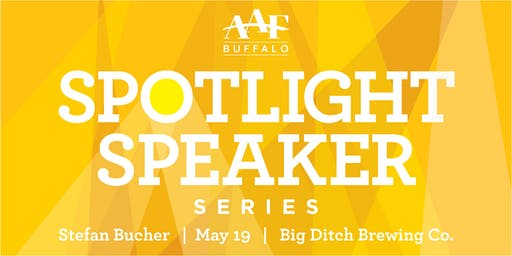 Spotlight Speaker Series: Stefan Bucher