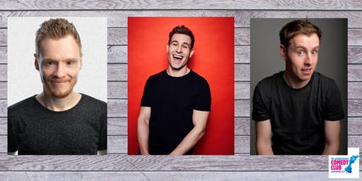Laughing Bishops Comedy Club 21st of Sept with Simon Brodkin (Lee Nelson)