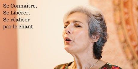 Workshop  Développement personnel par le Souffle-Voix-Chant billets