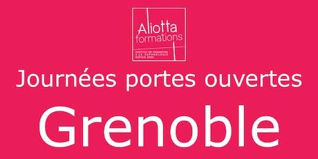 Journée portes ouvertes-Grenoble Hôtel de l'Europe billets