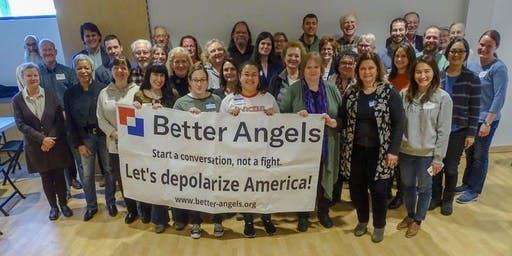 Can We The People Talk to Each Other?   A Better Angels Red / Blue Workshop