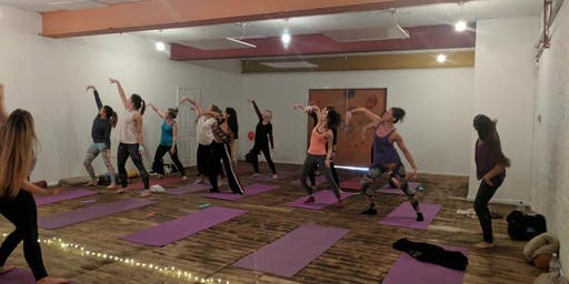 The Shakti Shimmy - A Goddess Dance Workshop