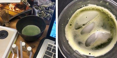 Le thé matcha : histoire, vertus, préparation et dégustation tickets