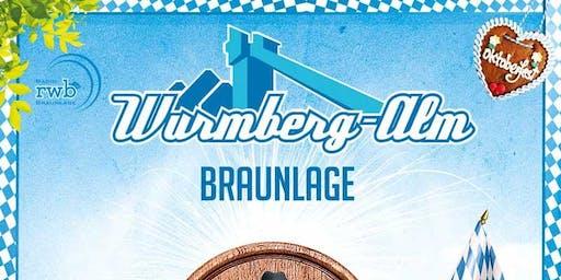 Das höchste Oktoberfest Niedersachsens  auf der Wurmberg Alm !