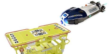 Underwater Intervention Drone (UID™) technology demonstration days 2019 tickets