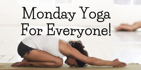 Weekly Yoga For Everyone tickets