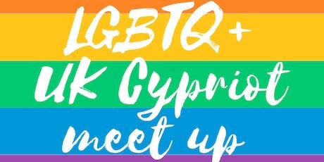 LGBTQ+ UK Cypriot Meet Up tickets