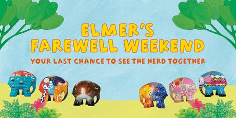 Elmer's Great North Parade Farewell Weekend - Sunday - Relaxed SEND session tickets