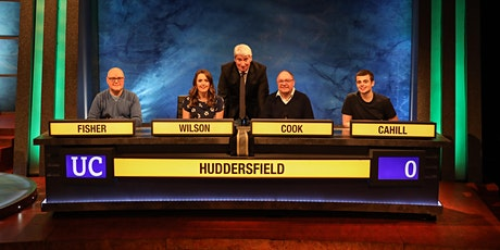 University Challenge Round 2 Screening tickets