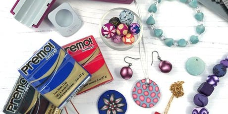 Introduction to Polymer Clay Techniques tickets
