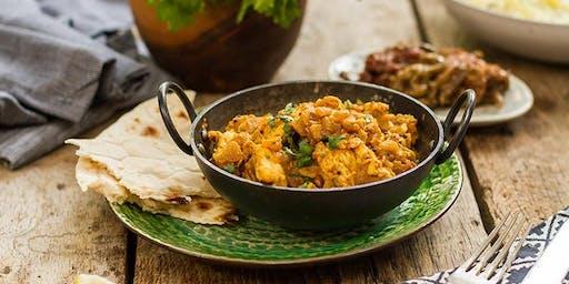 Cuisinons à l'indienne