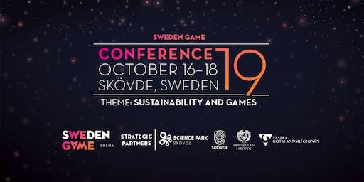 Sweden Game Conference 2019