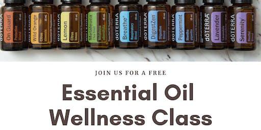FREE Essential Oil Wellness Class at METTA YOGA