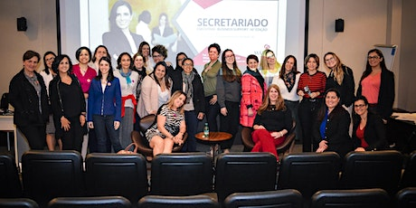 Meet up Secretariado Executivo ingressos