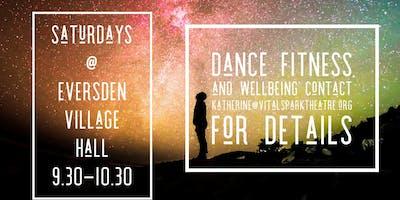 Dance Fitness Class 9:30am