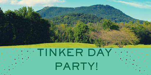Roanoke, VA Tinker Day Party