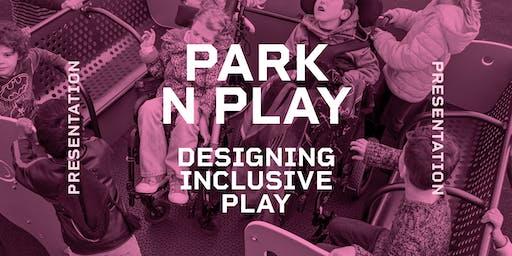 Park N Play Lunch & Learn  (Saskatoon)
