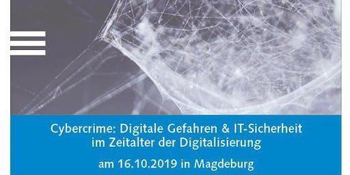 Cybercrime: Gefahren & IT-Sicherheit im Zeitalter der Digitalisierung