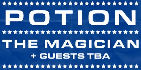 The Magician Presents Potion tickets