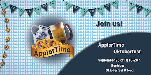 ÄpplerTime Oktoberfest