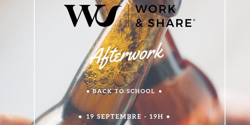 Afterwork // Come Back To Work & Share