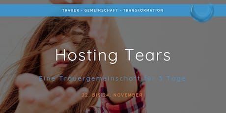 Hosting Tears: Trauergemeinschaft für 3 Tage Tickets