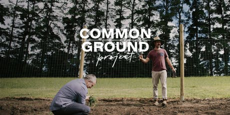 Information Evening - Common Ground Project tickets