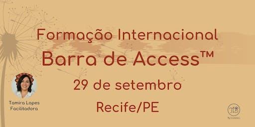 Curso Barra de Access - Recife