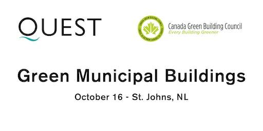 Green Municipal Buildings Workshop (Newleef Companion)
