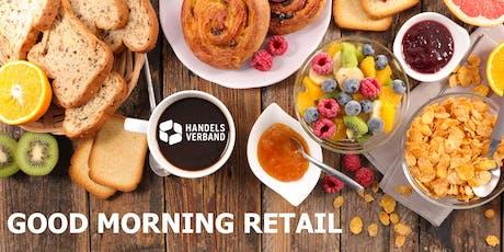 Good Morning Retail - Business Breakfast Tickets