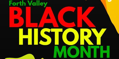 Forth Valley Black History Month tickets