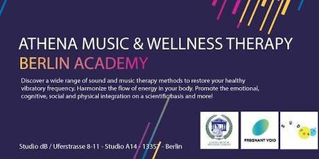 Athena Music & Wellness Therapy - Berlin Academy tickets