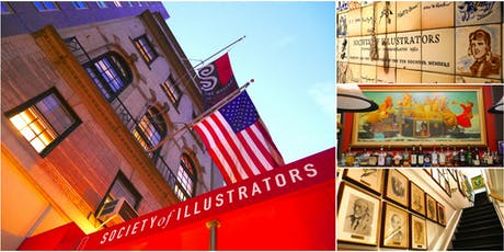 Exploring the Society of Illustrators & Original Norman Rockwell Painting tickets