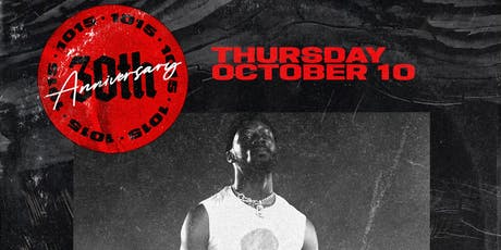 1015 30-Year Anniversary: GOLDLINK tickets