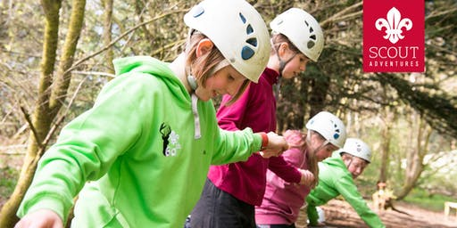 Scout Adventures Holiday Club 14-18 OCTOBER 2019