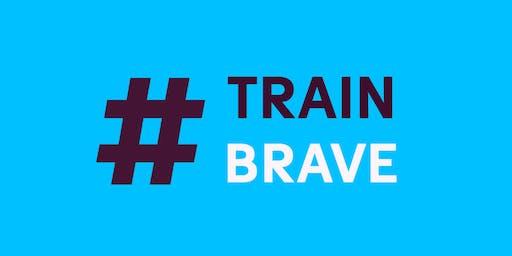 #TRAINBRAVE Leeds