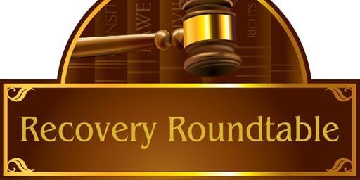 Recovery Roundtable - Cleveland: Incorporating Supports into Recovery Supports