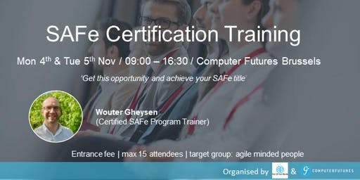 SAFE Certification Training