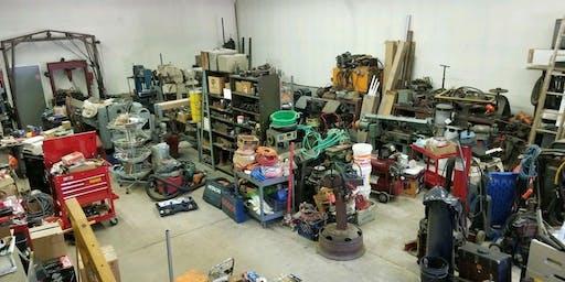 Cape Cod Excavation Company / Machine Shop - Complete Liquidation Absolute LIVE Public Auction