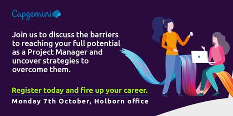 Fire Up Your Career as a Project Manager  tickets