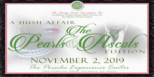 A Hush Affair:  The Pearls and Ascots Edition