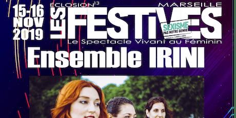 Ensemble IRINI en concert billets