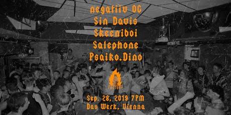 negatiiv OG, Sin Davis, PSAIKO.DINO, Skeeniboi & Salephone tickets