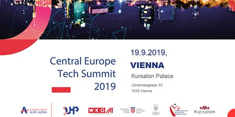Central Europe Tech Summit 2019 tickets